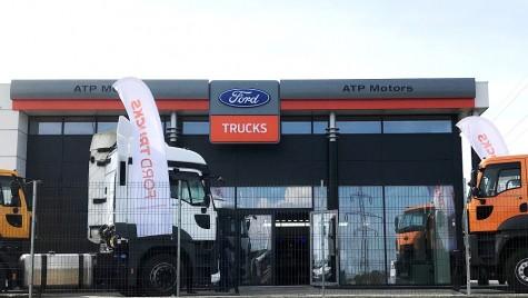 ATP Exodus, noul partener Cefin Trucks