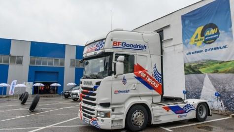 BFGoodrich va vinde în Europa anvelope de camion produse la Zalău