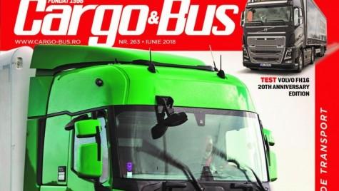 Cargo&Bus, ediția iunie 2018