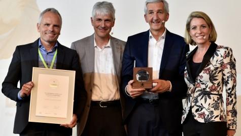 Câștigătorii concursului Eco Performance Award 2018