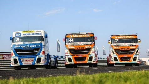 Start excelent pentru Iveco în European Truck Racing Championship
