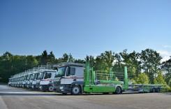 Hödlmayr România își extinde flota cu 24 de transportoare
