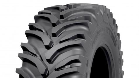 Nokian Heavy Tyres a lansat Nokian Tractor King