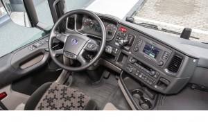 Scania S500 interior