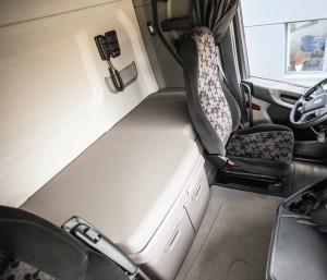 Scania S500 interior pat