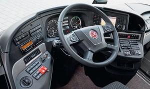 Setra S 519 HD interior bord