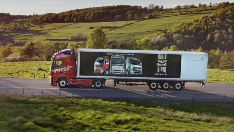 Volvo FH 25 Year Special Edition