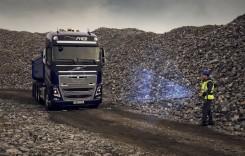 Noile sisteme de asistență pentru șofer de la Volvo Trucks