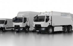 Renault Trucks lansează gama electrică Z.E.