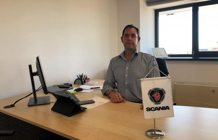 Benoit Tanguy Scania Romania 1