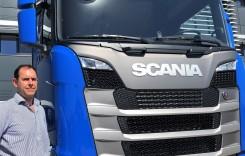 Benoit Tanguy, noul director general al Scania România