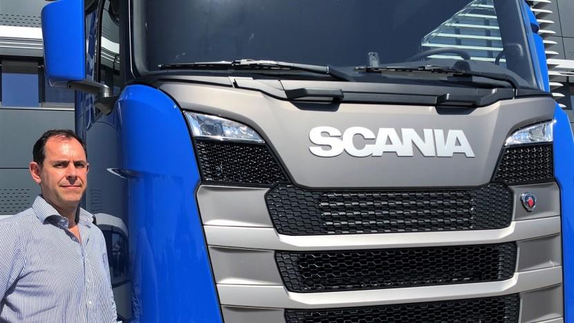 Benoit Tanguy Scania Romania