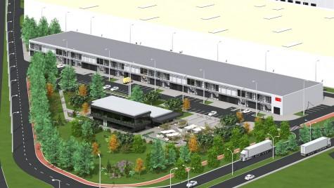 CTPark Bucharest West se extinde și va avea noi facilități
