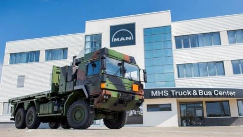 MHS Truck & Bus va importa vehicule militare