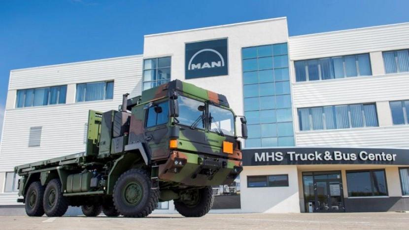 Rheinmetall MAN MHS Truck & Bus