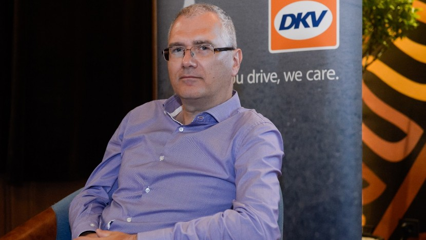 Robert Vass, Country Manager - DKV Euro Service