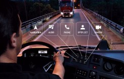Renault Trucks introduce sistemul multimedia Roadpad