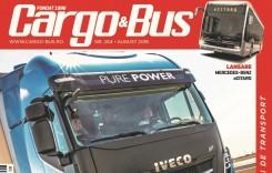 A apărut Cargo&Bus nr. 264, ediția iulie-august 2018