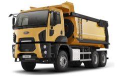 Cea mai mare livrare Ford Trucks din România