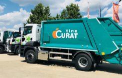 Ford Trucks livrează 14 autogunoiere compactoare către Financiar Urban
