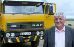 DAF caută cel mai vechi camion aflat încă în operare