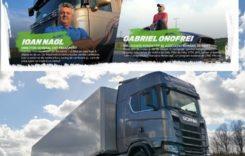 Scania lansează proiectul Transportul Viitorului