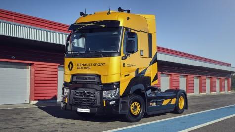Seria specială T High Renault Sport Racing