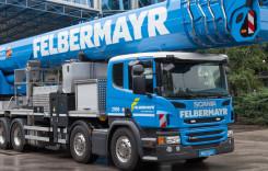 Cu Scania și Felbermayr ajungi mai departe