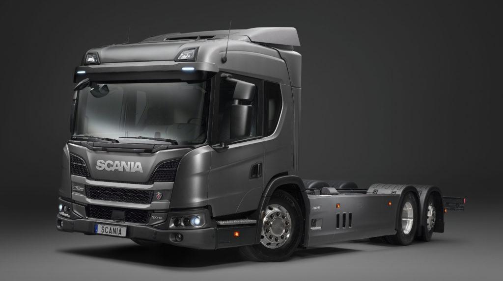 Scania hibrid