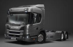 Scania lansează camioane hibrid și plug-in hibrid