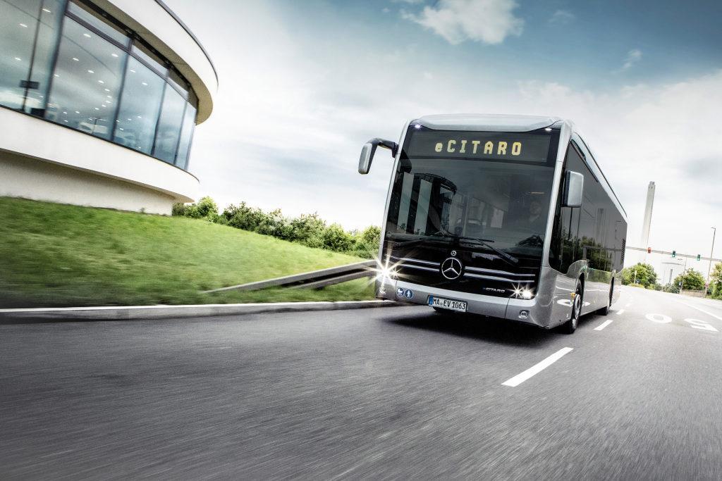 Daimler Buses eCitaro