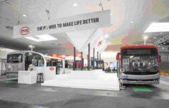 BYD își demonstrează poziţia de lider în electromobilitate
