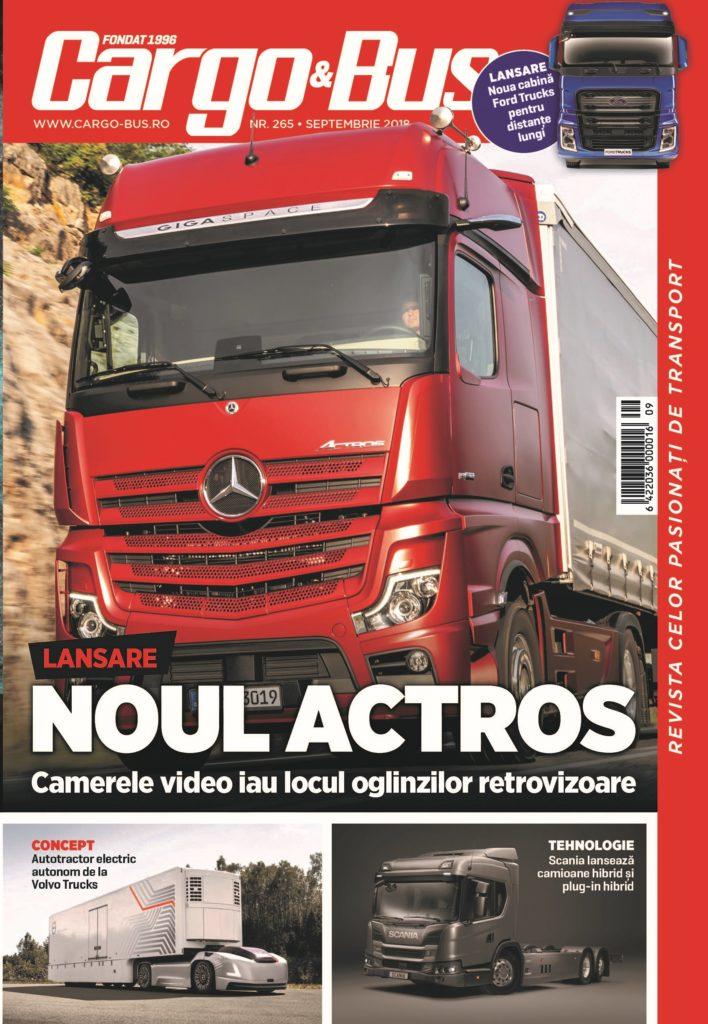 Cargo&Bus 265 Septembrie 2018