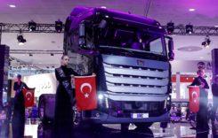 BMC revine cu noua gamă de camioane TUĞRA
