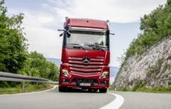 Noul Actros renunță la oglinzile retrovizoare și vine cu un interior revoluționar