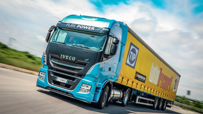 Iveco Stralis NP 460 exterior