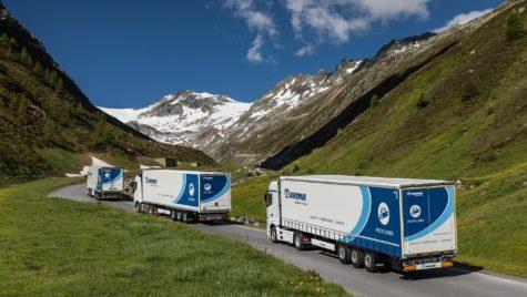 Krone prezintă la IAA vehicule practice și servicii complete