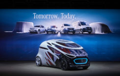 Mercedes-Benz Vans prezintă conceptul Vision URBANETIC