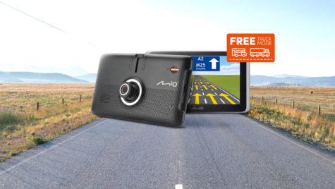 Cel mai accesibil sistem de navigație integrat pentru camioane