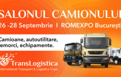 Salonul Camionului, un eveniment marca TransLogistica EXPO