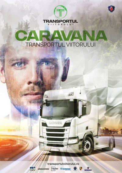 Scania Caravana Transportul Viitorului