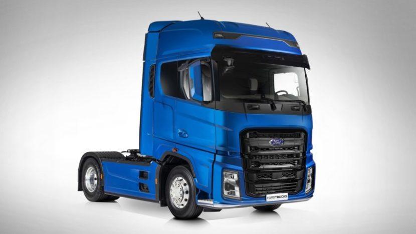 Noua cabina Ford Trucks pentru distante lungi