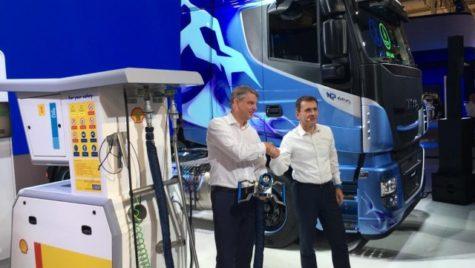 Iveco face istorie: fără motoare diesel la IAA 2018