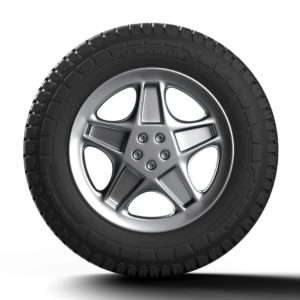 Michelin Agilis CrossClimate face-flanc