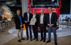 Volvo FH cu numărul 1.000.000, livrat la IAA