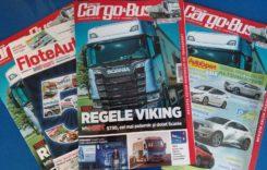 A apărut Cargo&Bus nr. 267, ediția noiembrie 2018