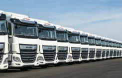 Girteka Logistics cumpără încă 1.500 de camioane DAF