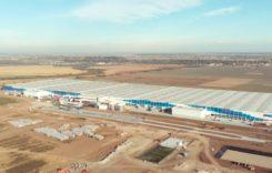 Stocul modern de spații logistice și industriale a ajuns la 3,8 milioane mp