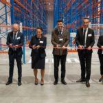 FM Logistic a inaugurat depozitul pentru produse farmaceutice din București