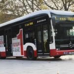A fost livrat primul autobuz electric eCitaro